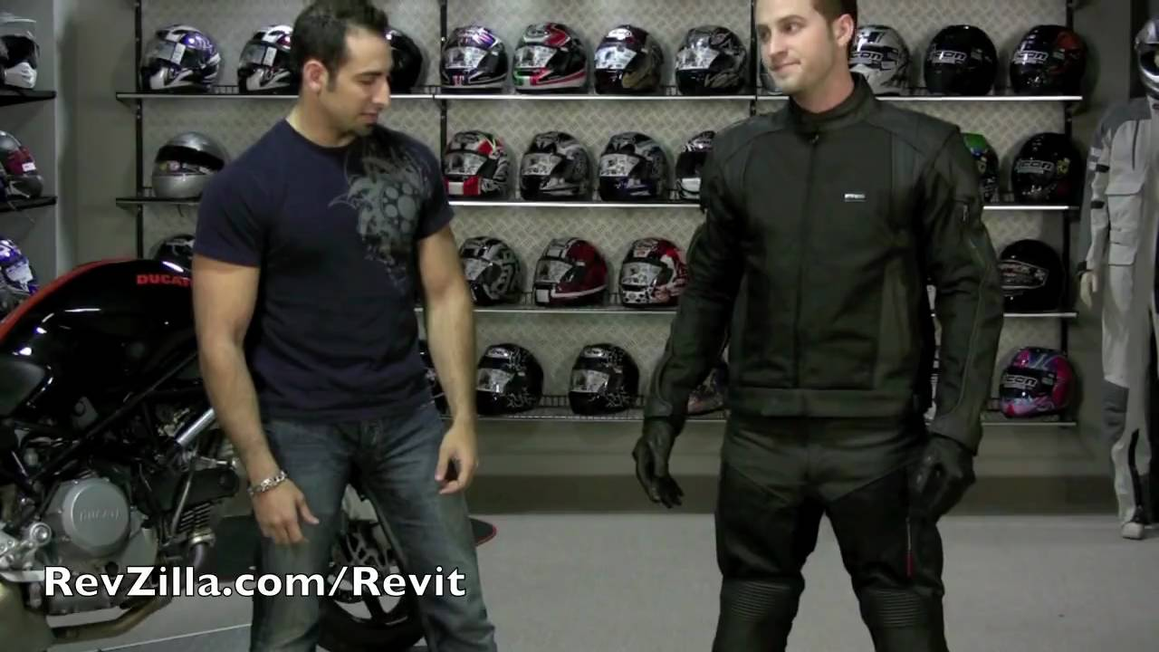 Summer Gear Guide 3 Leather Versatility For 2010 At Revzilla Com