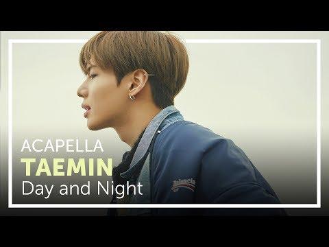 [ACAPELLA] TAEMIN - Day And Night (태민 - 낮과 밤)