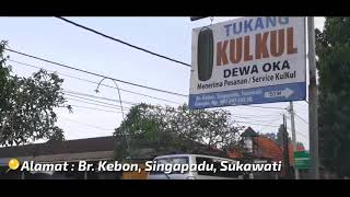 Download Proses pembuatan kulkul tradisional bali singapadu, Sukawati