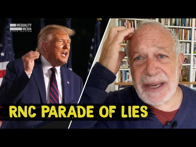 What the Fact?! Robert Reich Reacts to the RNC