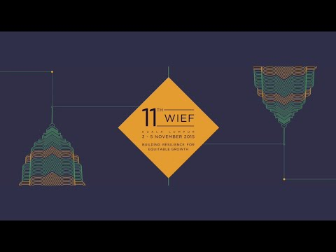 3 Nov Opening Session of The 11th WIEF