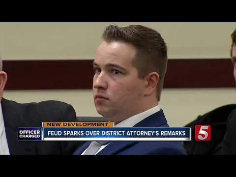 Feud sparks over District Attorneys closing remarks