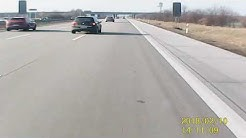 Unfall am Autobahn A14 - Leipzig/Halle Flughafen