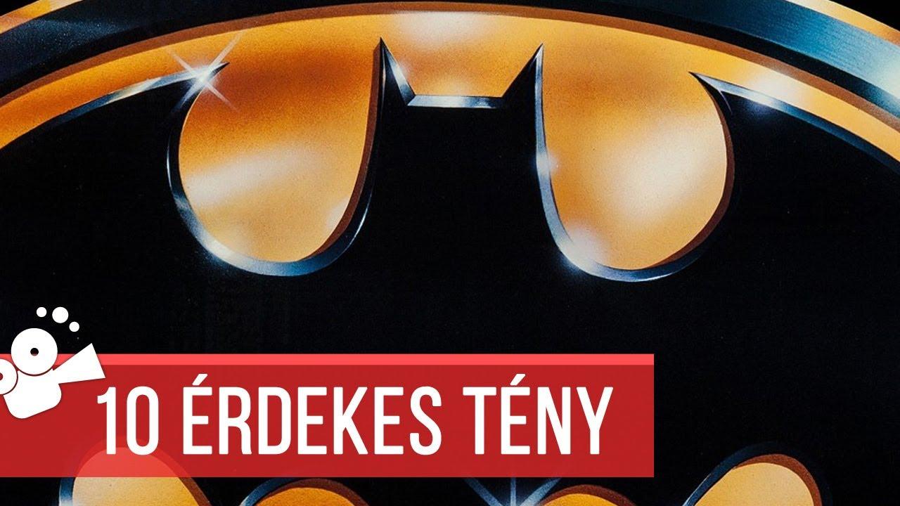 Batman - 10 érdekes tény
