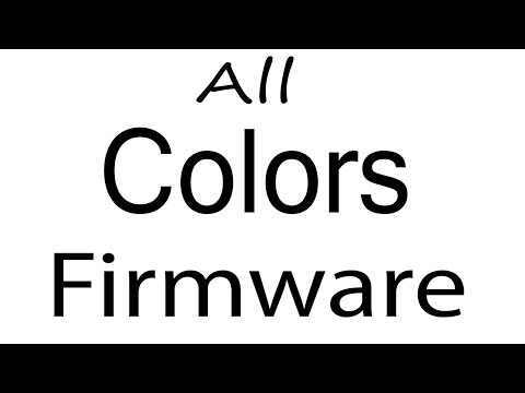 Download Colors All Models Stock Rom Flash File & Tools (Firmware) For Update Colors Android Device