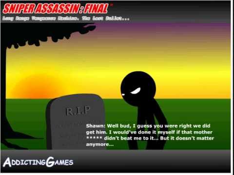 Sniper Assassin 5 Credits/Epilogue