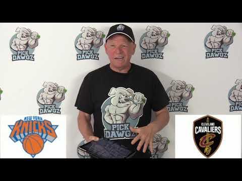 New York Knicks vs Cleveland Cavaliers 1/20/20 Free NBA Pick and Prediction NBA Betting Tips