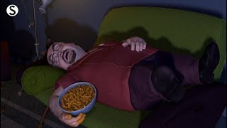 Toy Story 2 Cheetos Scene