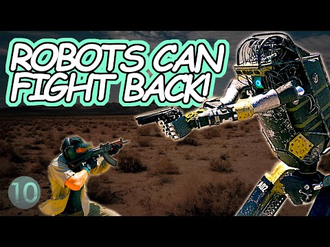 ROBOTS CAN FIGHT BACK! | 5 ROBOT TECHNOLOGY BREAKTHROUGH FROM BOSSTOWN DYNAMICS