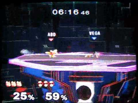 Smash Files #28 Abdallah (Fox) vs Vega (Falcon)