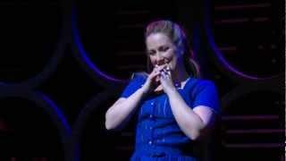 """Caro Nome"" - Diana Damrau as Gilda in the Mets 2013 production of Verdi"