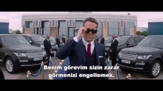 The Hitman's Bodyguard Fragman 2017 Altyazili