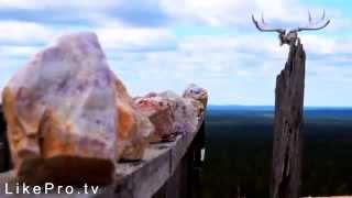 Путешествие на аметистовый рудник Луосто, Финляндия, Finland, лето 2013(Чем заняться в Финляндии? В 130 км от города Рованиеми, в окружении вековых саамских лесов находится единстве..., 2013-07-22T03:02:08.000Z)