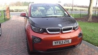 Living with the BMW i3 - A real 'life' Test Drive