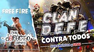 FREE FIRE -  SALAS PERSONALIZADAS - Por defecto Gaming