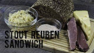 Stout Reuben Sandwich