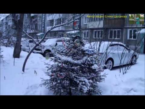 Дни летят. г.Ачинск  25.12.19г. Автор видео Елена Цыганова
