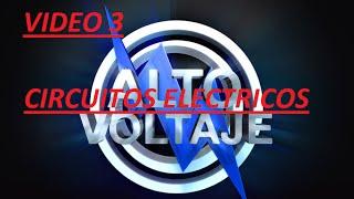 Análisis de circuitos: La Diferencia de potencial. Vídeo 3
