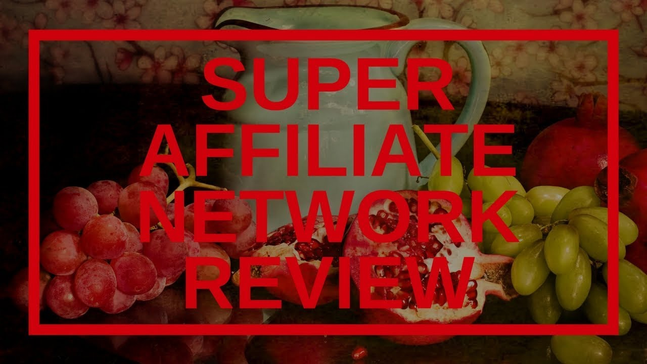 Super Affiliate Network Misha Wilson Review