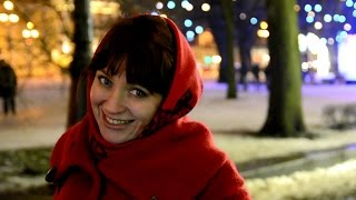 СТИХИ О ЛЮБВИ / Новогодний Санкт-Петербург /Дворцовая площадь/ Питер в январе