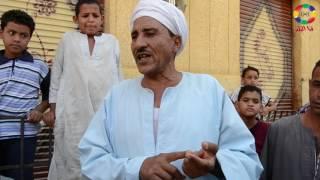 فيديو وصور| أهالي كرم عمران يواجهون الحشرات والزواحف بسبب عدم تغطية ترعة القرية