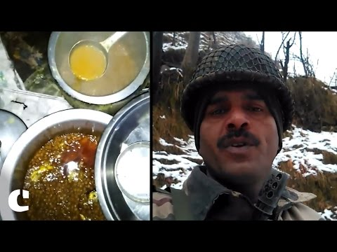 VIRAL: BSF Soldier Appeals to PM Modi to Provide Better Food to Jawans