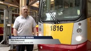 Transportowa Odnowa #4 - modernizacje tramwajów