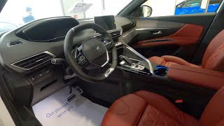 استعراض مواصفات بيجو 3008 2021 الشكل الجديد Peugeot 3008