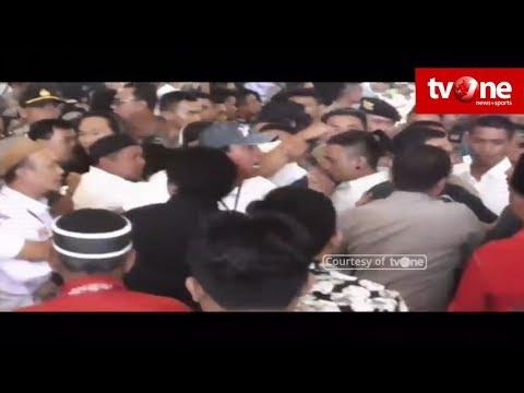 Debat Pilkada Gorontalo Ricuh
