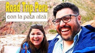 De Road Trip por Perú... Salineras de Maras, Moray y Chinchero,
