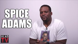 Spice Adams: I Bought My Dad a Car & Laptop When He Got Out After 24 Years in Prison (Part 1)