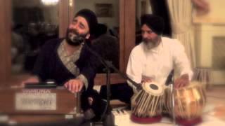 Veer Manpreet Singh, Tuhi Tuhi Simran, Anand Sahib and shabad Poota Mata Ki Asees 11-09-13