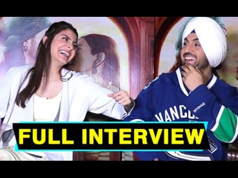 Phillauri Movie 2017 | Interview | Anushka Sharma, Diljit Dosanjh | Full HD Video