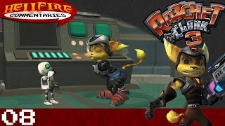 Ratchet & Clank 3 playthrough [Part 8: Catchy Propaganda Problems]