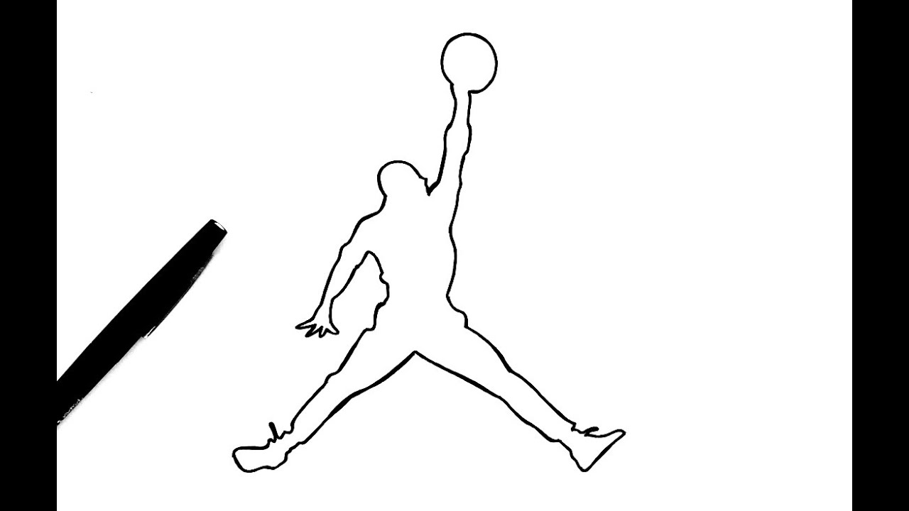 How To Draw Michael Jordan Shoes