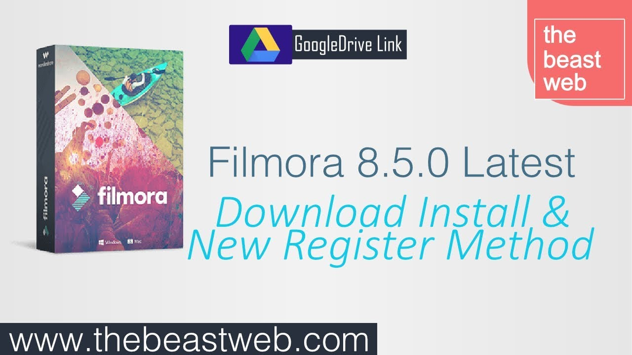 filmora old version 8 download