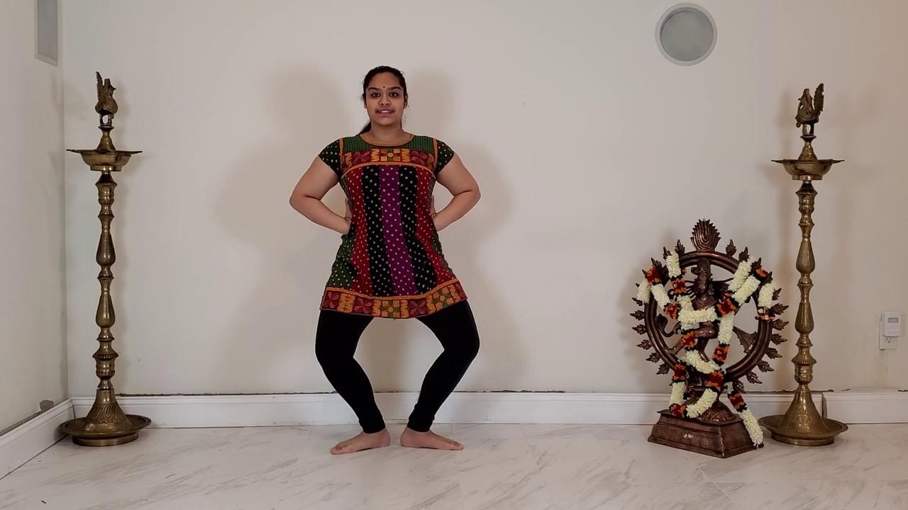 5th and 6th Thattadavus - Hastaswara Bharatanatyam and Carnatic music