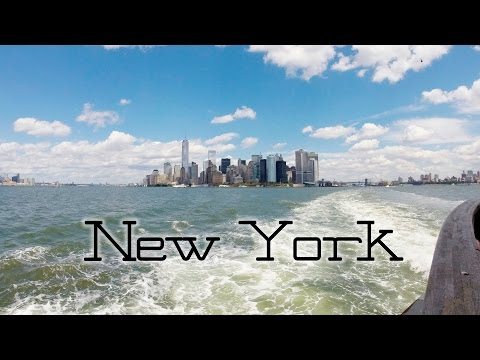 GoPro: New York City trip | Manhattan, USA
