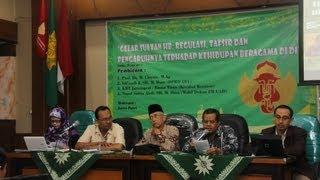 Dialog 'Gelar Sultan' DPD IMM DIY | Sabtu, 20 Juli 2013