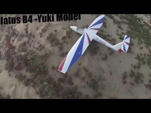 Pilatus B4 Yuki Model