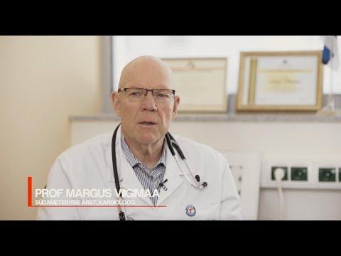 Südamearst, professor Margus Viigimaa soola mõjust tervisele