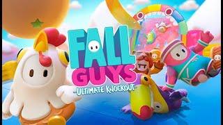 Fall Guys شو هالحظ الخايس!!       كيف المروحة طيرتني؟!!
