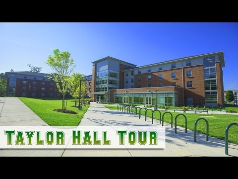 George Mason University - Taylor Hall Tour