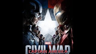 Captain America: Civil War (Review & Link)- 1991, the end of comic book history