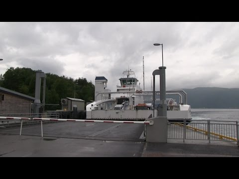 Battery powered ferry M/F Ampere