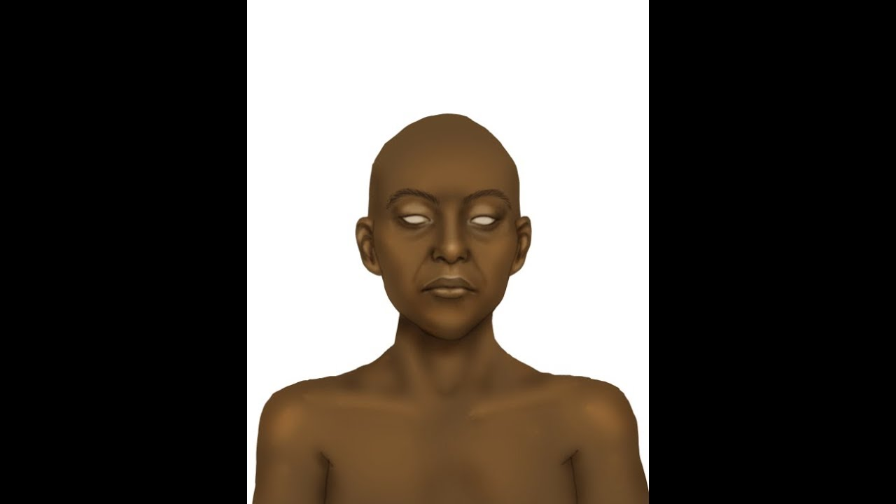 Download The Face of Queen Tiye (Artistic Reconstruction)