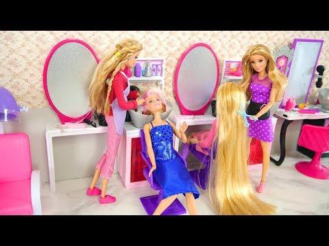 Barbie Doll Hair
