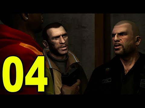 Grand Theft Auto IV: The Lost and Damned - Part 4 - HE'S BACK!