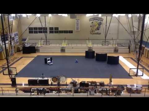 Southmoore Indoor Percussion 2014 Parent Preview Night  - 2nd Run