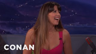"Patty Jenkins: ""Wonder Woman"" Came At A Perfect Time  - CONAN on TBS"